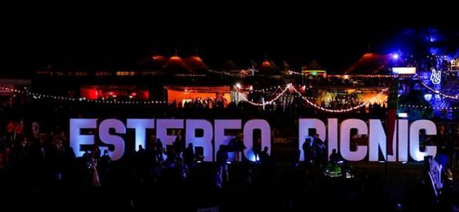 Festival Estereo Picnic, one of Columbia's biggest music festivals. Source: Wikimedia Commons