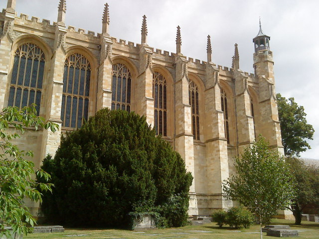 Eton College Chapel - geograph.org.uk - 1990519