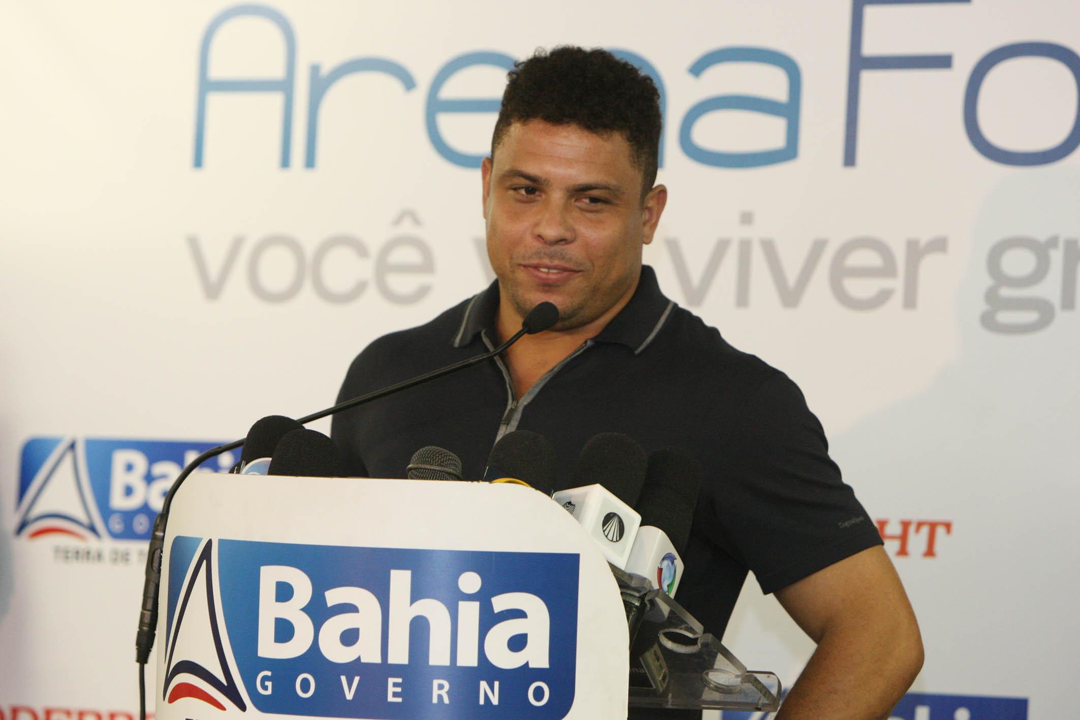 ronaldo biography association football player brazil