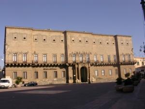 Palazzo Imperiali-Filotico a Manduria
