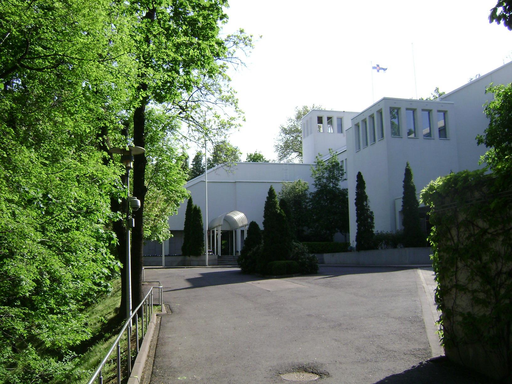 Consulate In Finland Russian Consulate