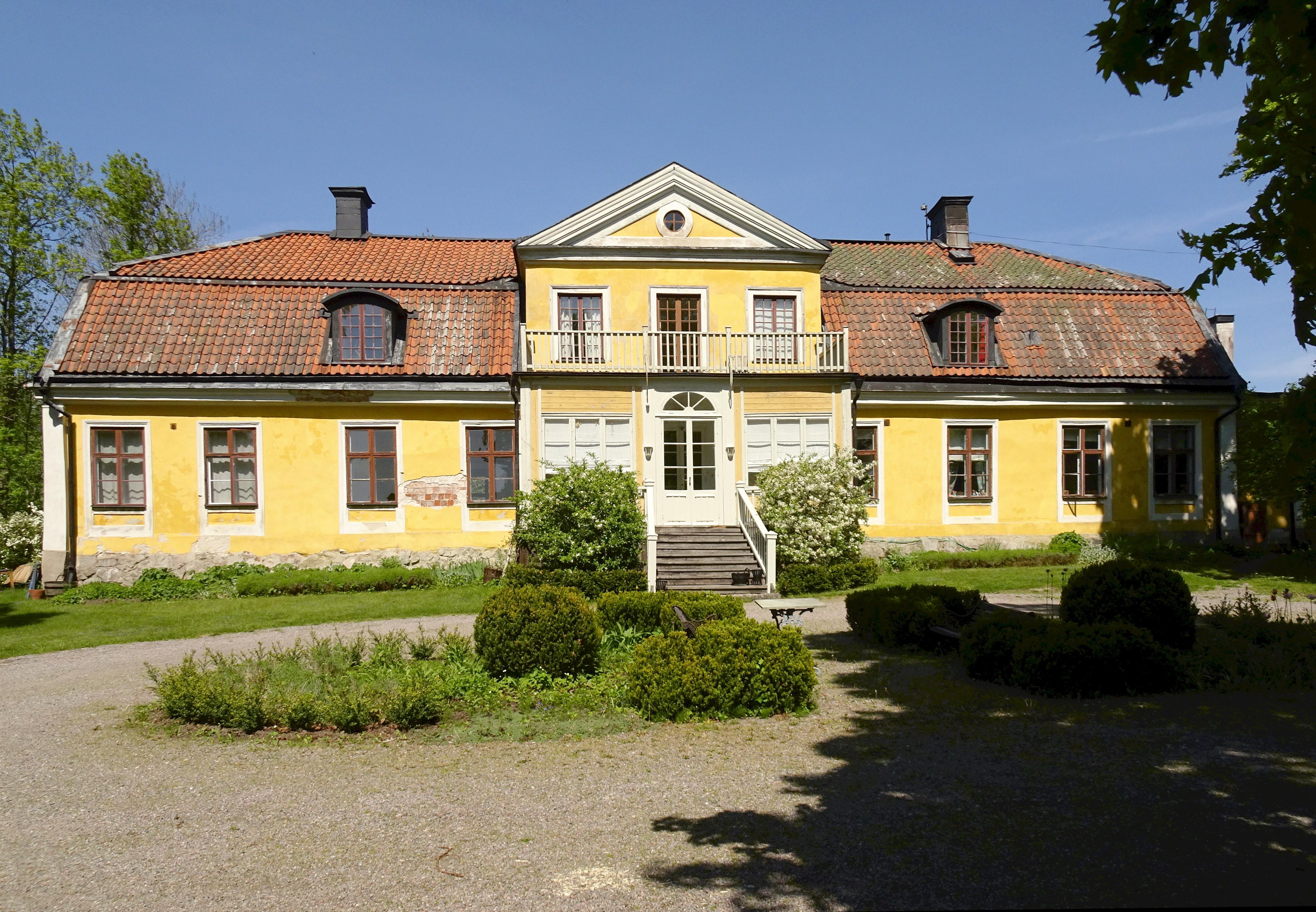 Gamla sockenvgen Flemingsberg Lissma - Wikiwand