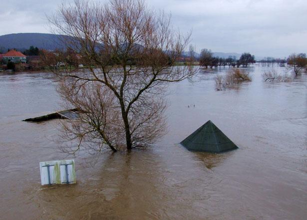 Flood Destruction