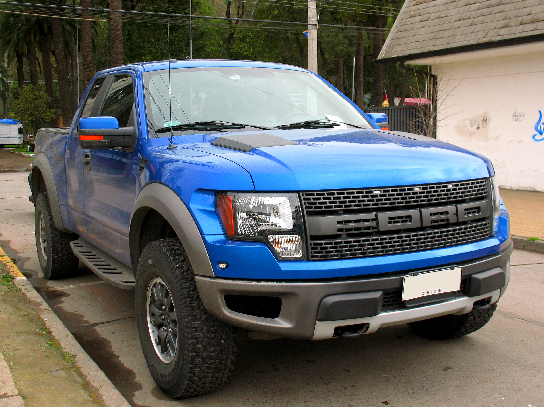 Ford Raptor Build