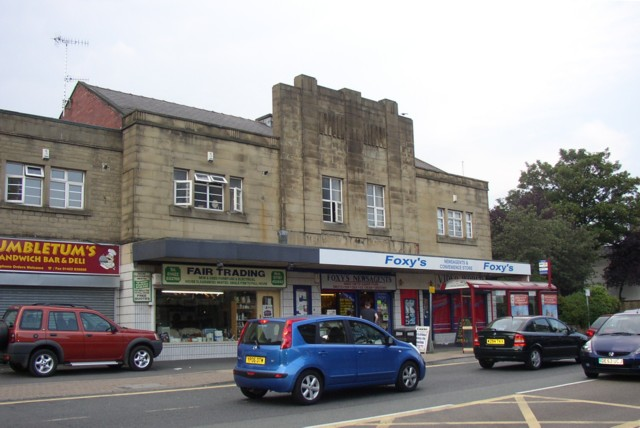 File:former essoldo cinema, wharf street, sowerby bridge - geograph