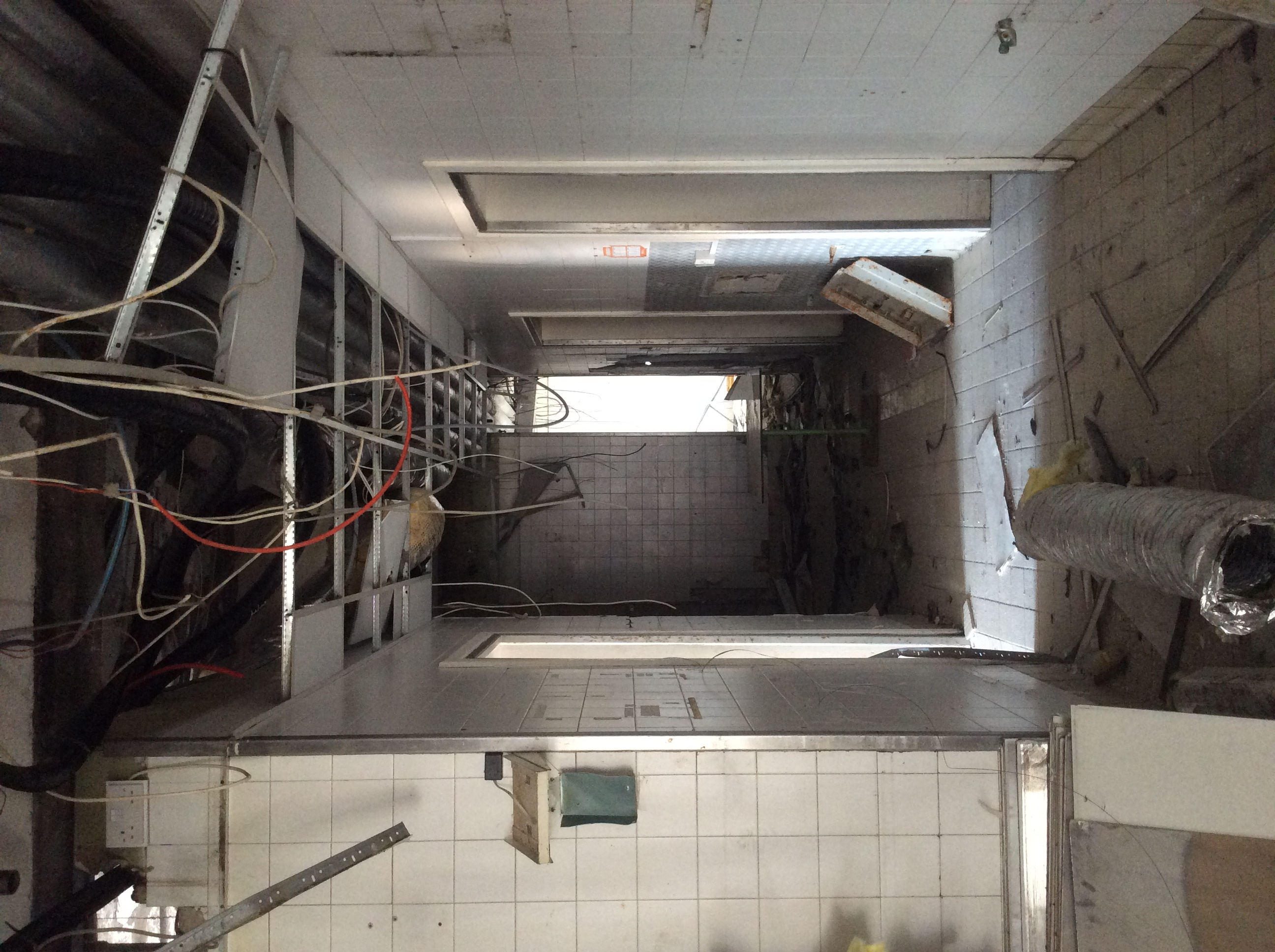 file:formerly hosting a mc donalds restaurant corridor