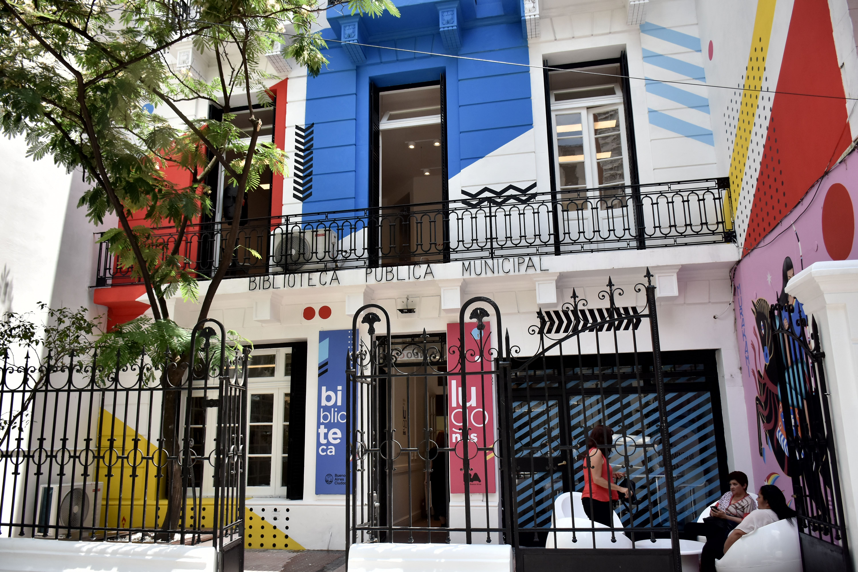 Bibliotecas Buenos Aires