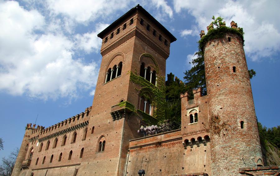 Castello Di Gabiano Murano Glass And Decantor Sets
