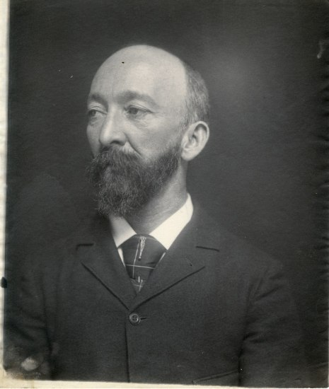 Image of George Collins Cox from Wikidata
