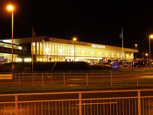 Glasgow Prestwick Airport - geograph.org.uk - 606626