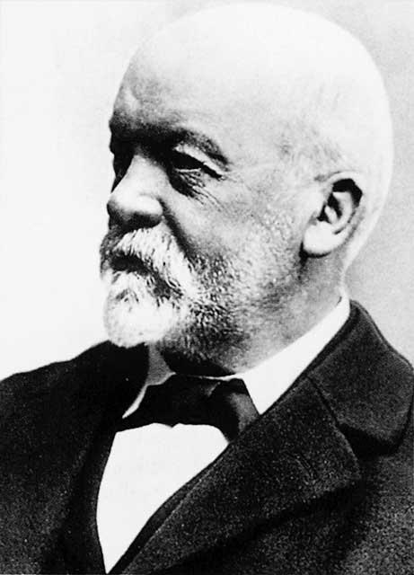 Gottlieb Daimler Größe