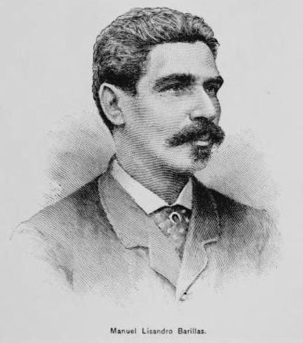 17 de enero de 1845: nace general Manuel Lisandro Barillas, presidente de Guatemala de 1885 a 1892