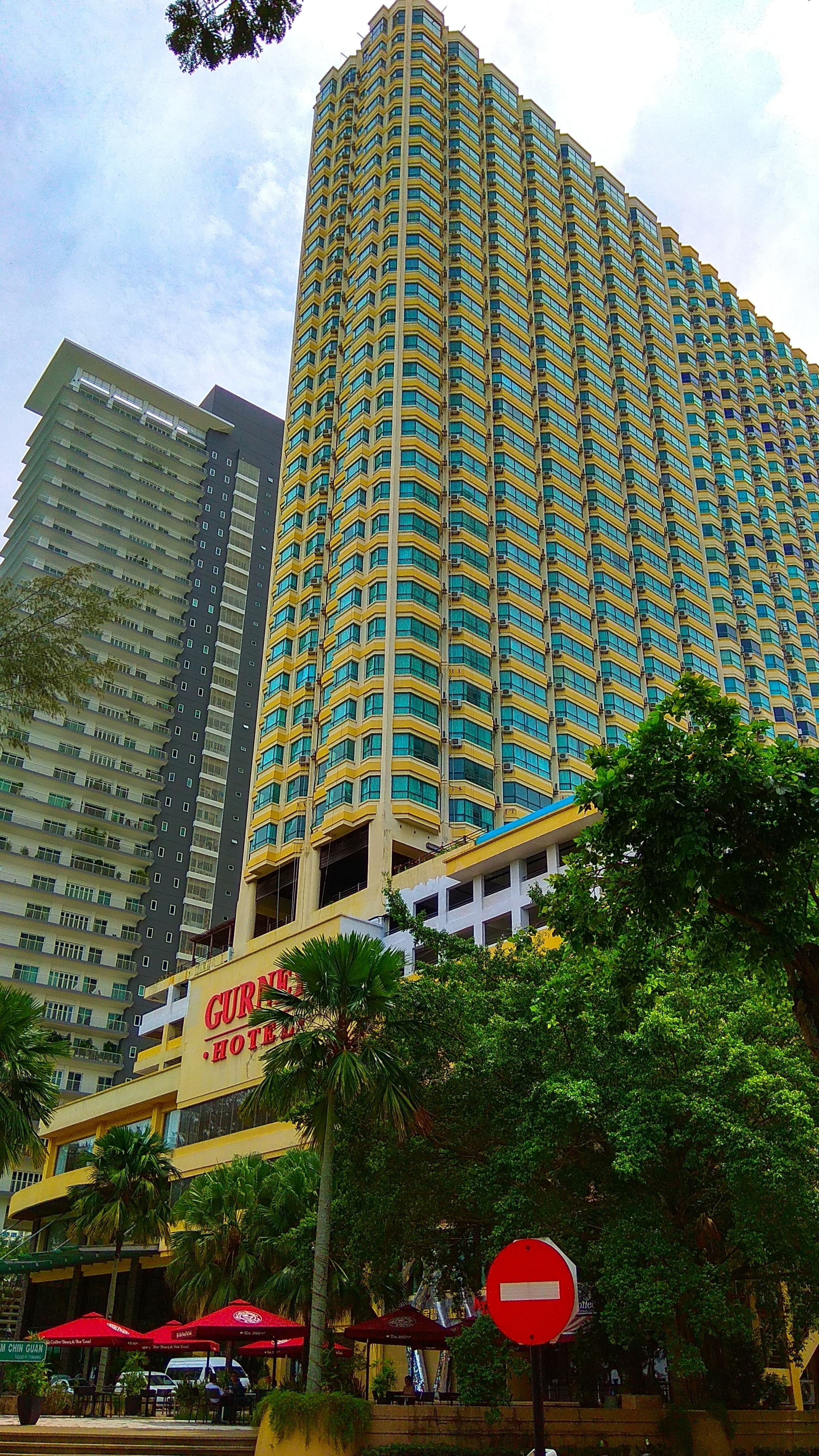 Gurney Resort Hotel Penang Contact