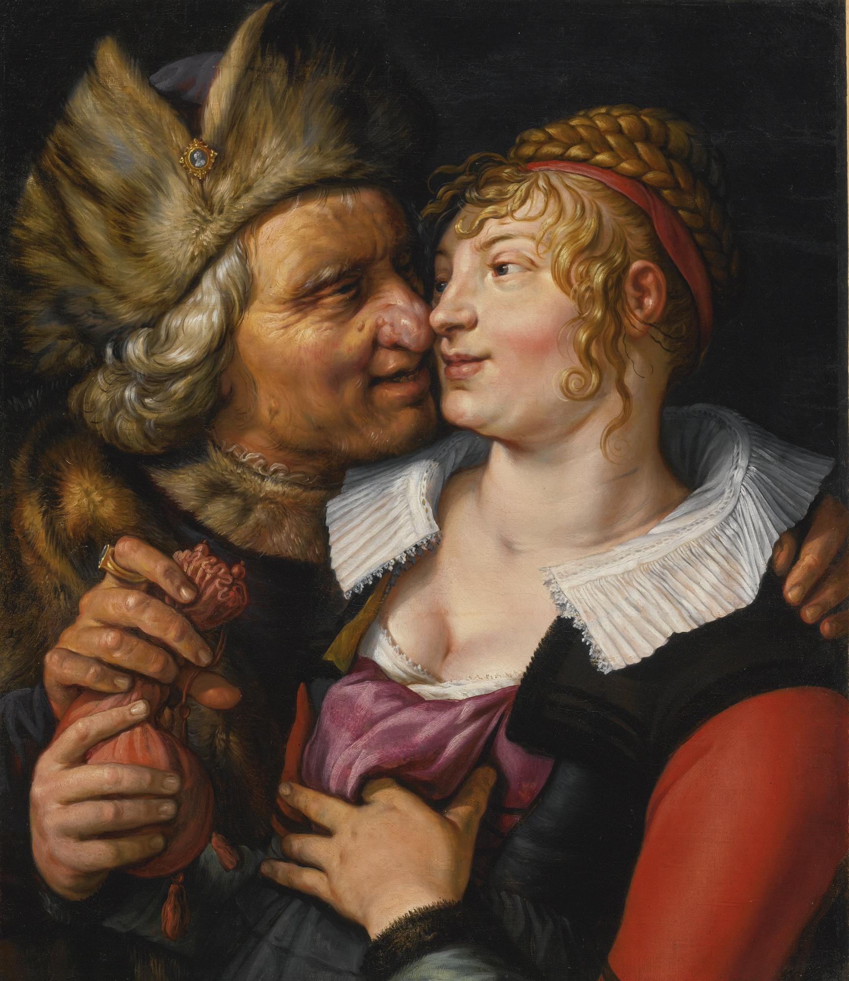 Картинки по запросу hendrick goltzius unequal lovers