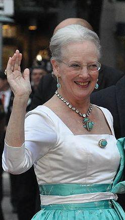 Dronning margrethe kæreste