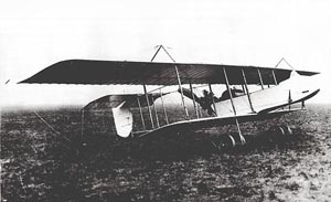 Henry Farman Biplane - Jul 1912