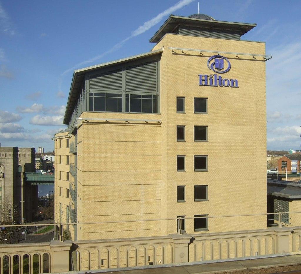 Hilton Hotel Gateshead Spa