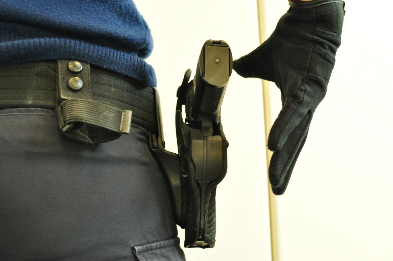 Pistolengürtel selber machen