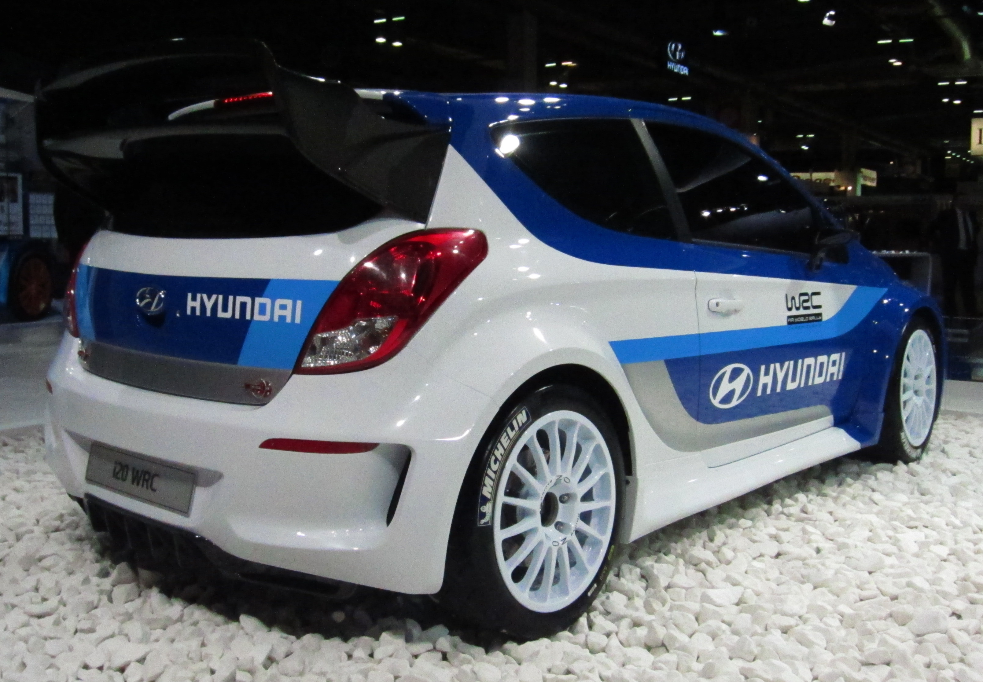 FileHyundai I20 WRC Rear QuarterJPG