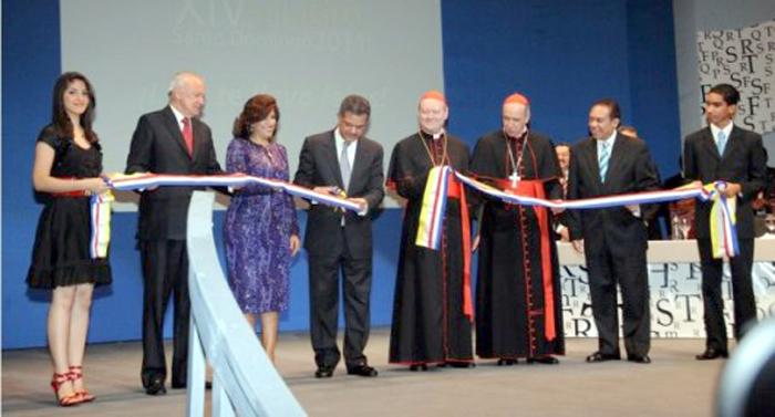 Feria internacional del libro de santo domingo wikipedia for Espectaculos en lima hoy