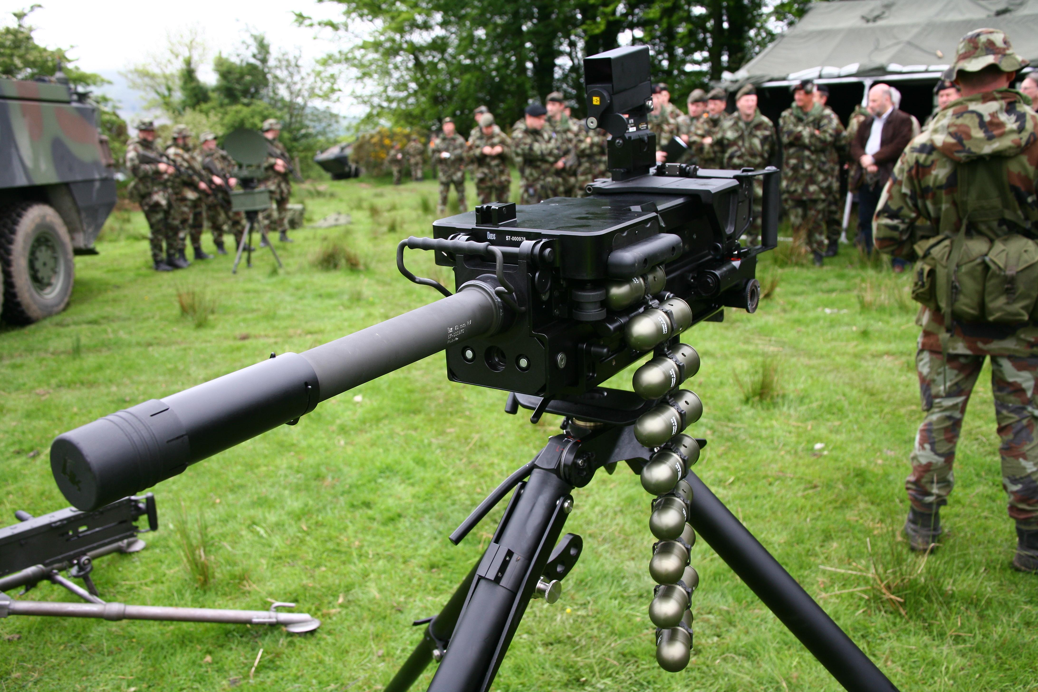 fileirish army grenade launcher 4109942104jpg