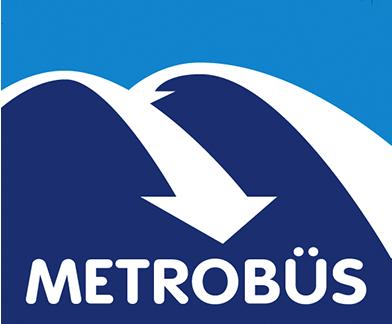 Istanbul public transport - Metrobüs line symbol.png