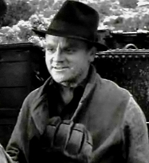 screenshot of James Cagney from the film White...