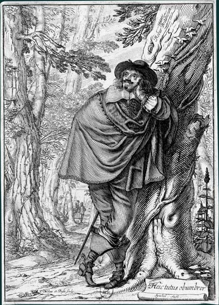 James Howell from [[Dodona's Grove
