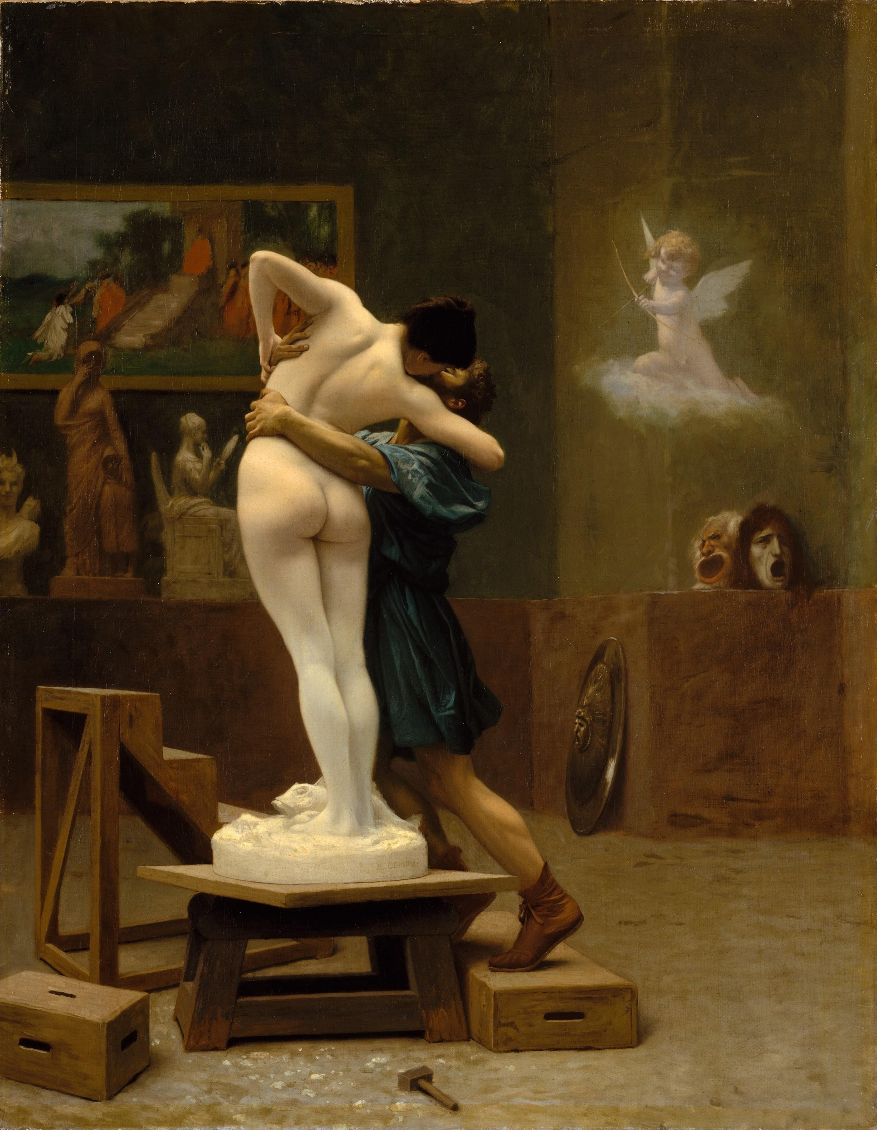 Dosya:Jean-Léon Gérôme, Pygmalion and Galatea, ca. 1890.jpg - Vikipedi