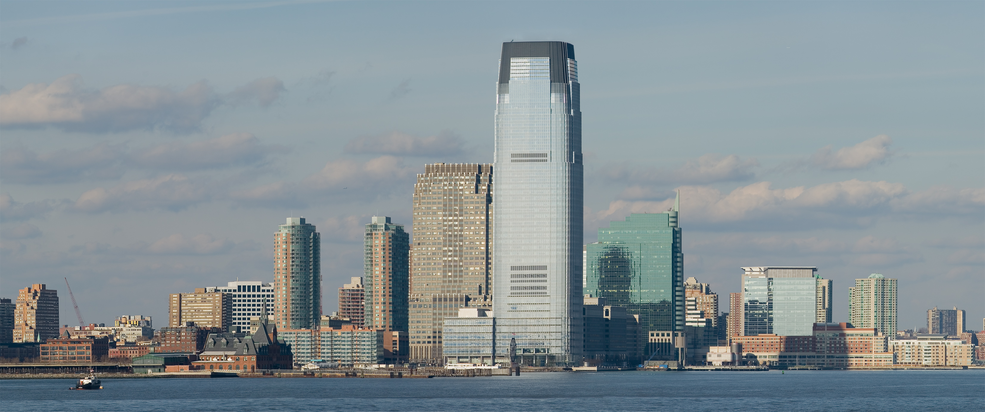 List Of Tallest Buildings In New Jersey Wikipedia