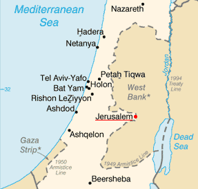 File:Jerusalem Israel Map.png