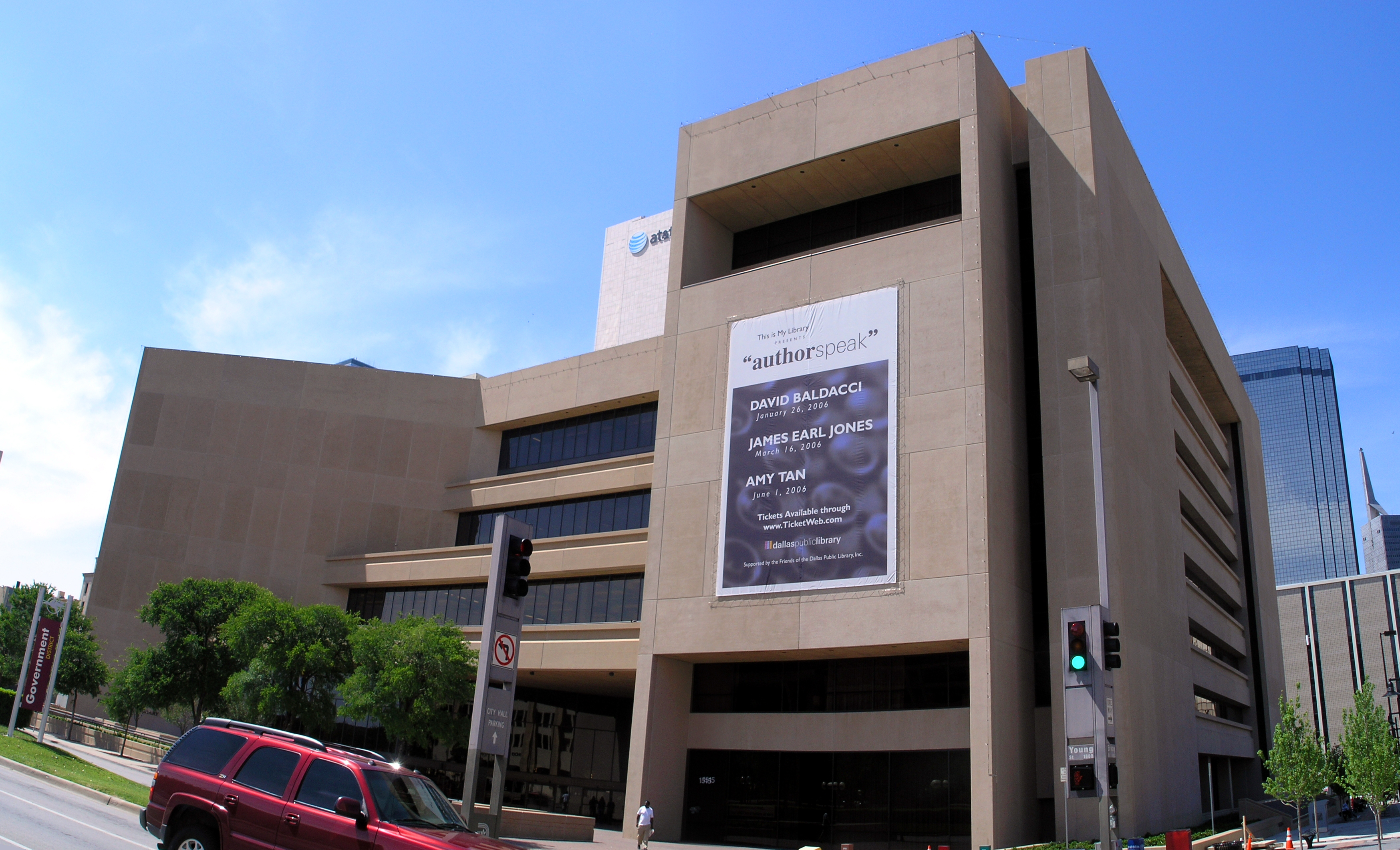 Dallas Public Library - Wikipedia