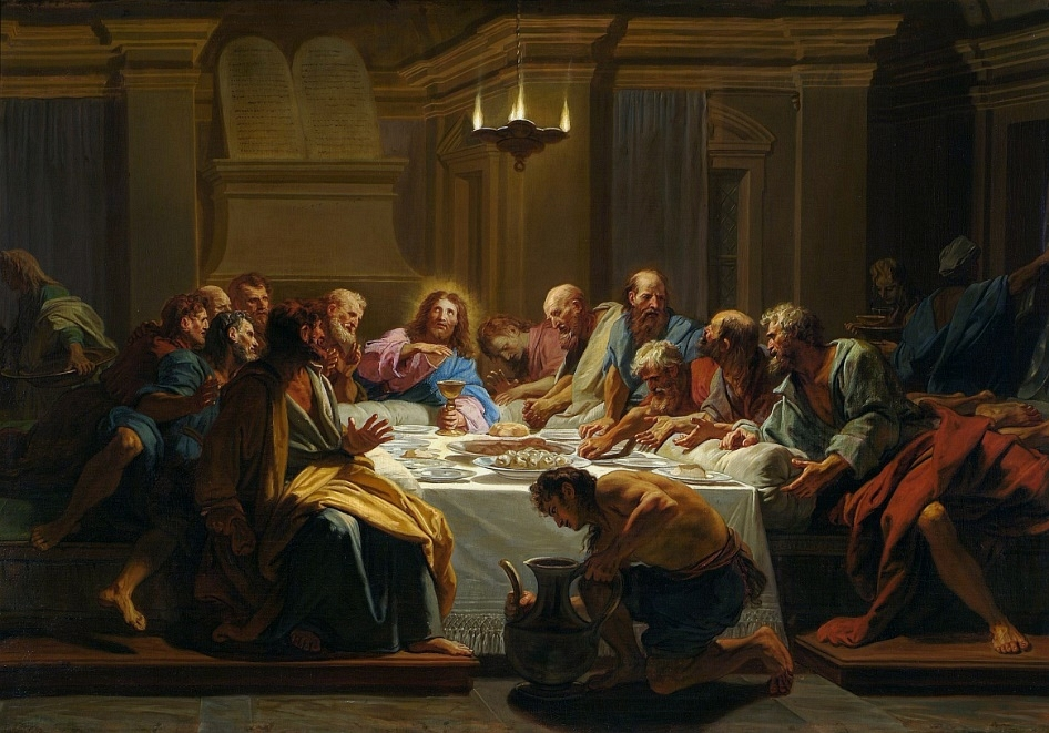 the biblical importance of the last supper in the bible The study of bible prophecy also follows biblical  peter exhorted those living in the last days that the heavens  the importance of bible.