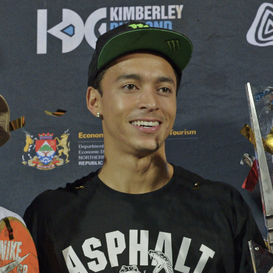 The 23-year old son of father (?) and mother(?) Nyjah Huston in 2018 photo. Nyjah Huston earned a  million dollar salary - leaving the net worth at 6 million in 2018