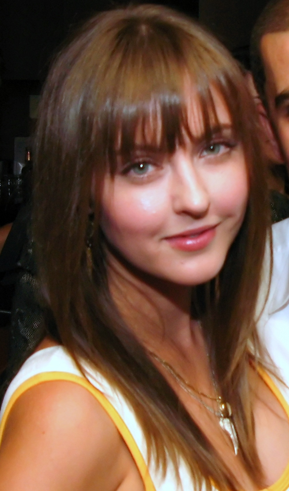 Katharine isabelle hot
