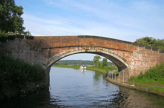 Keckwick Bridge - geograph.org.uk - 2524421