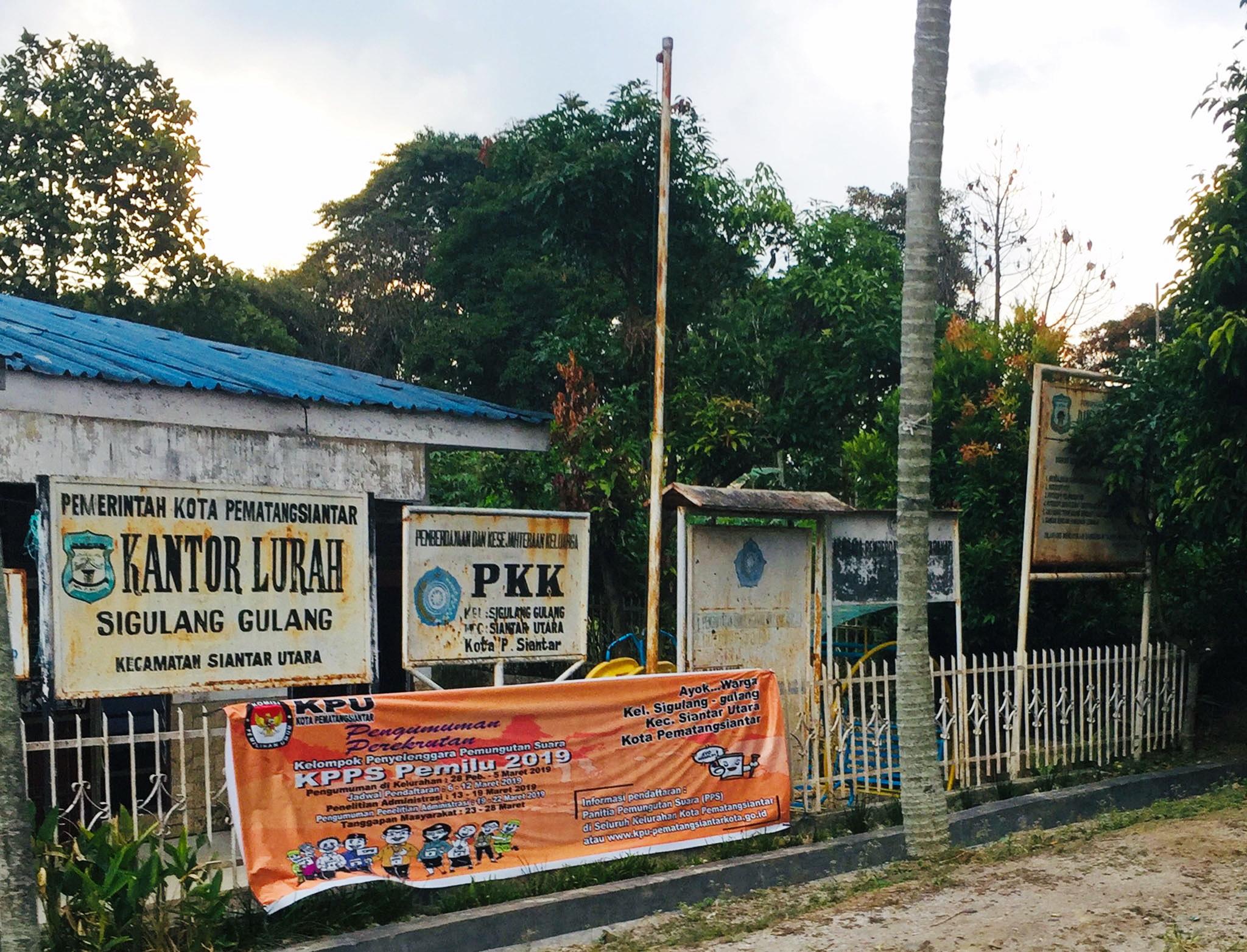 File Kel Sigulang Gulang Kecamatan Siantar Utara Pematangsiantar Jpg Wikimedia Commons