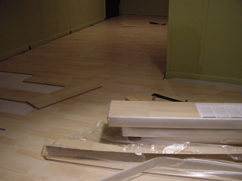 Laminate flooring - Wikipedia