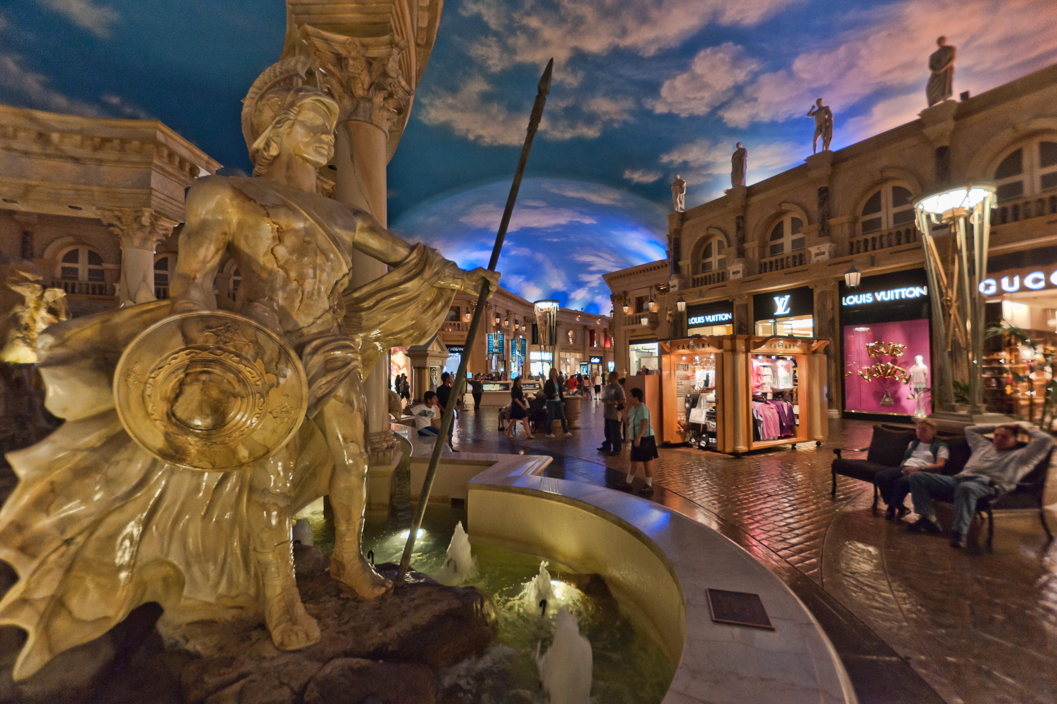 The Forum Shops at Caesars | Mapio net