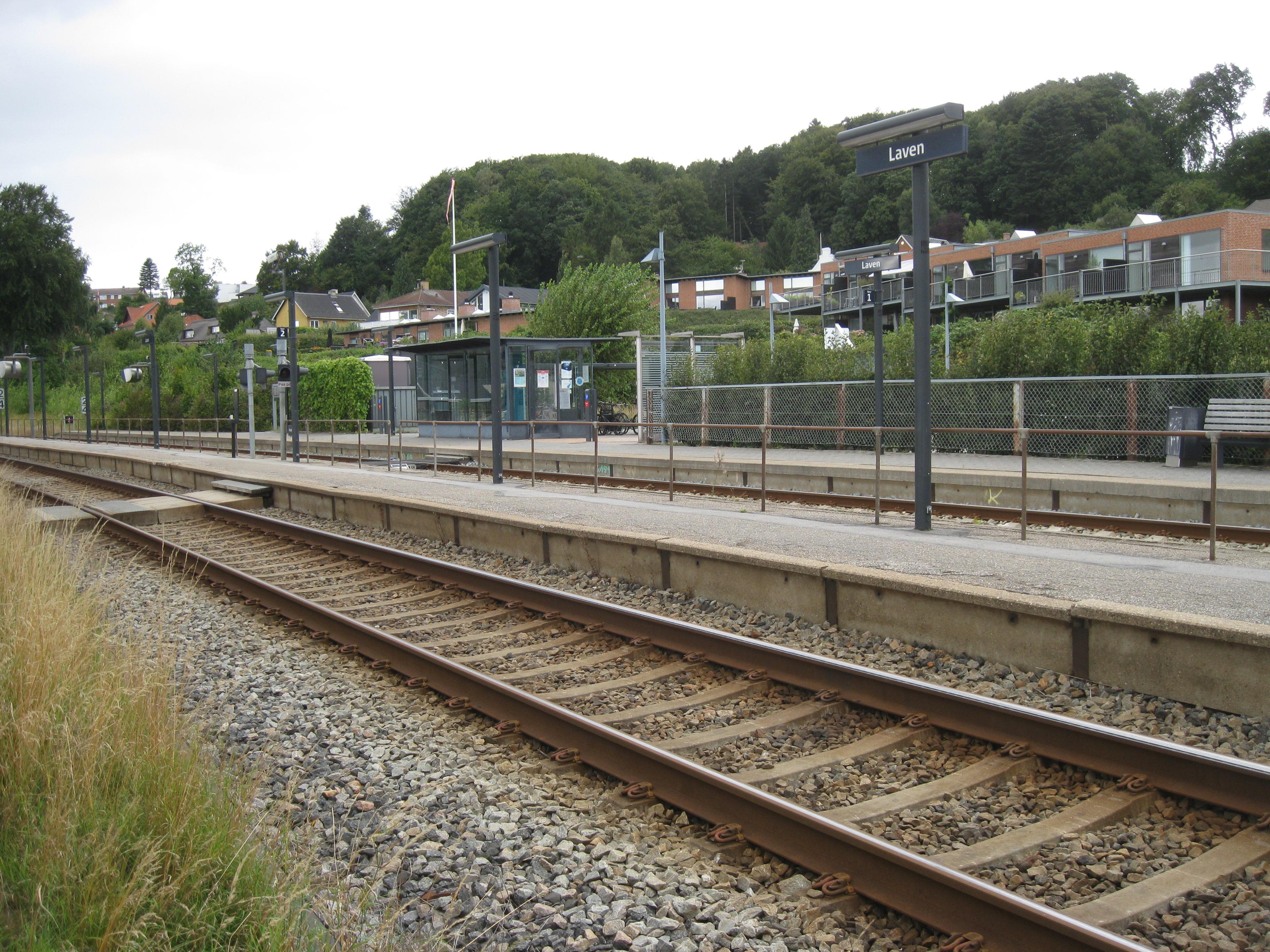 silkeborg station adresse