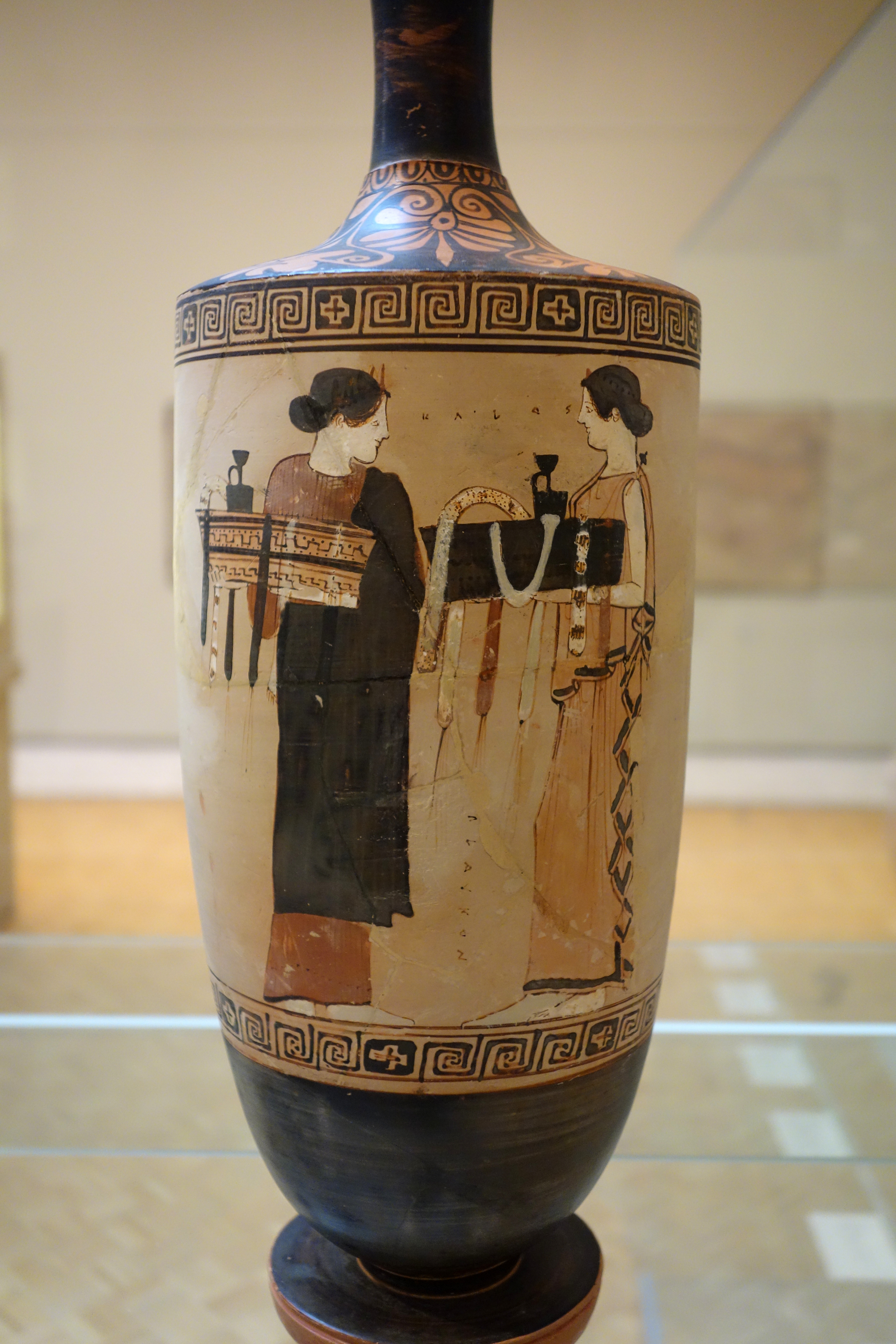 Filelekythos with women going to cemetery view 2 near the filelekythos with women going to cemetery view 2 near the timokrates painter reviewsmspy