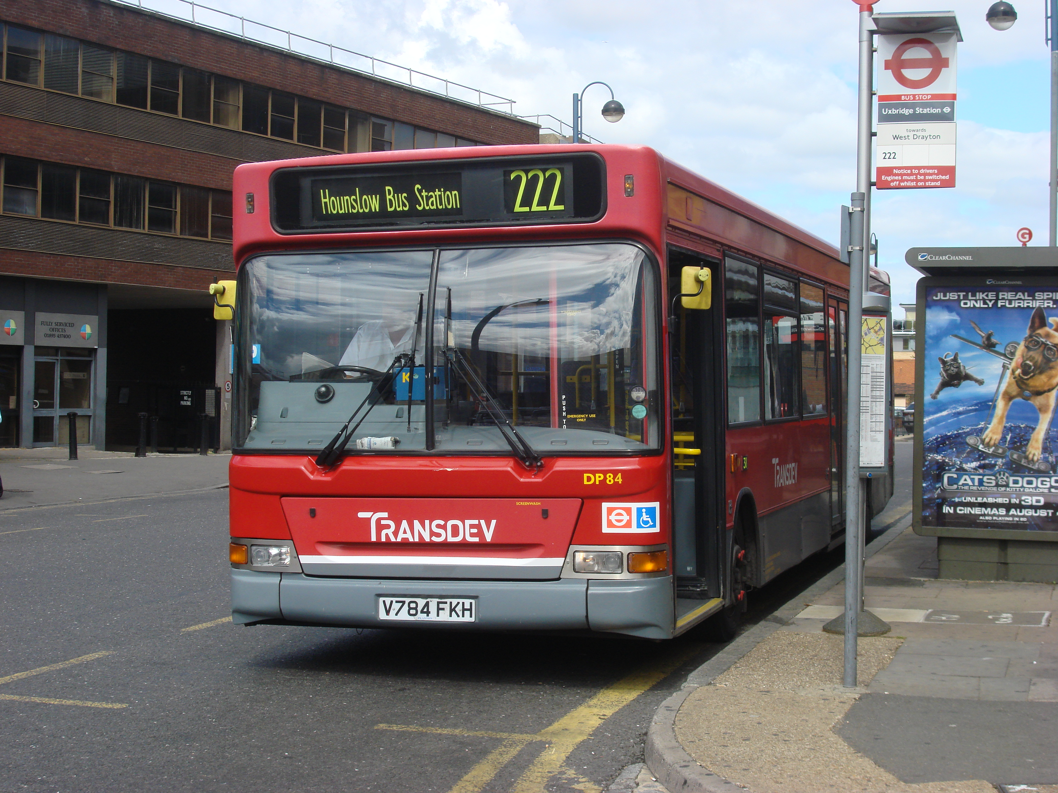 File:London Buses route 222 073 jpg - Wikimedia Commons