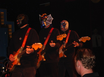 Los Straitjackets - Wikipedia