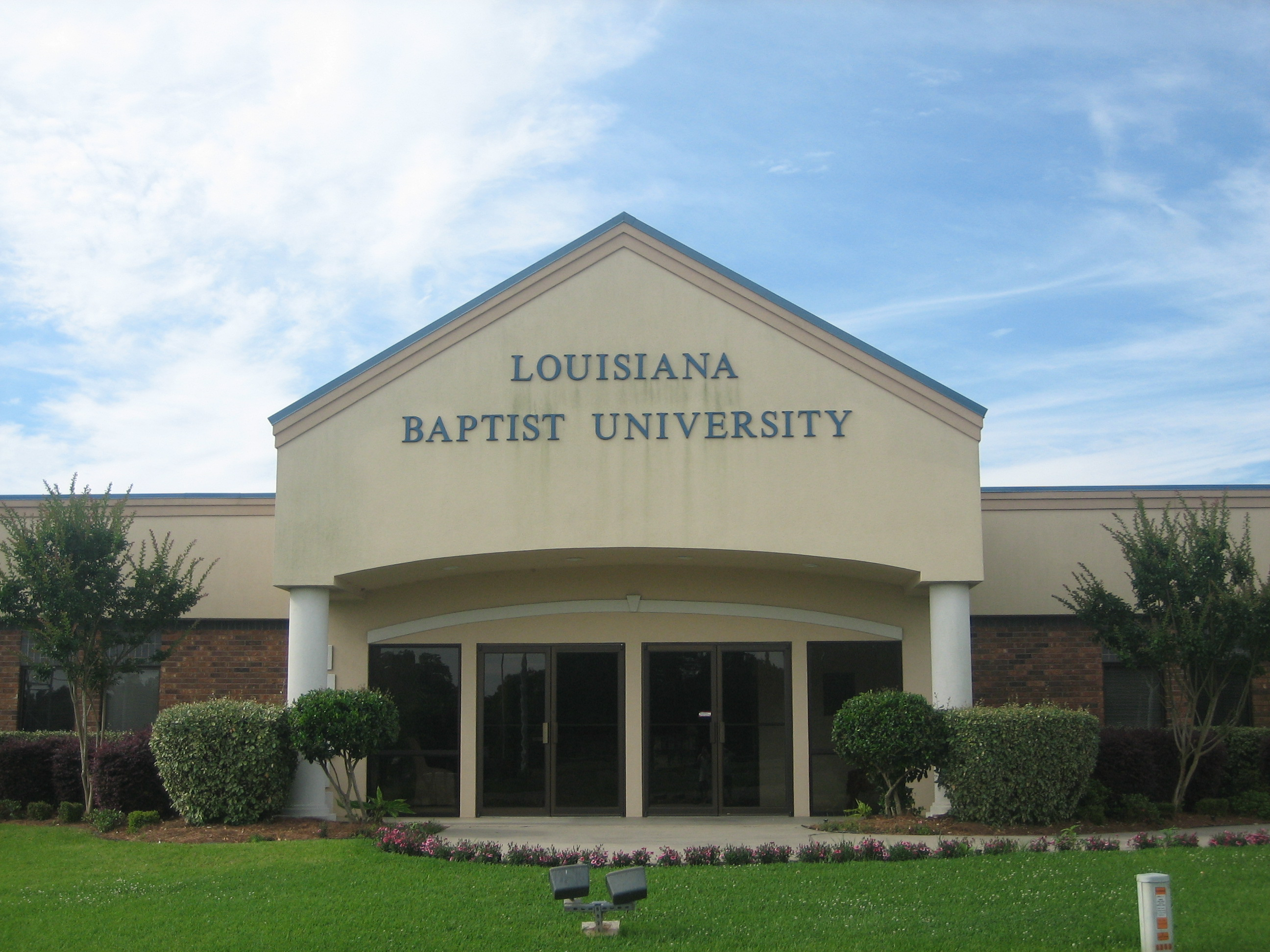 Louisiana Baptist University at Shreveport IMG 0927.JPG
