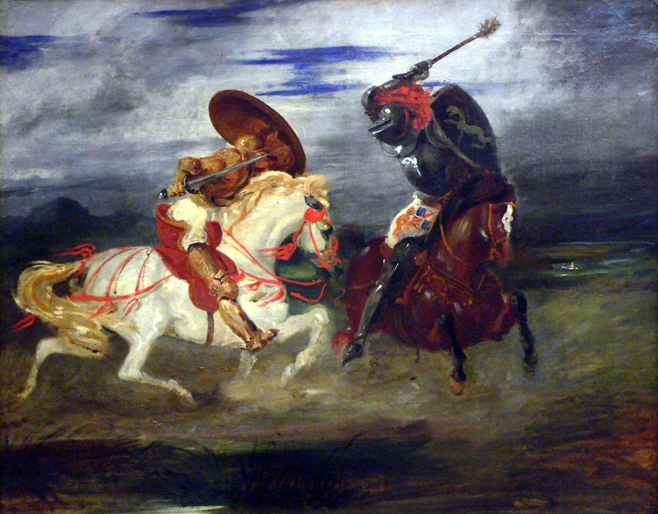 File:Louvre-peinture-francaise-paire-de-chevaliers ...