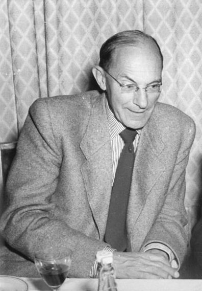 Ludwig Renn in 1954