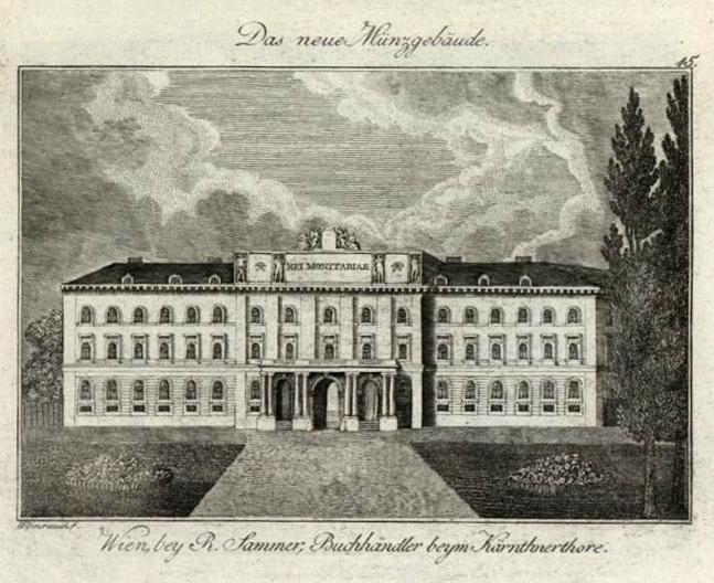 Hauptgebäude Der Münze österreich Wikipedia