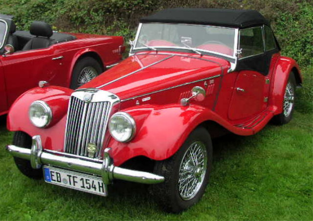 Mg Tf Kit Cars For Sale