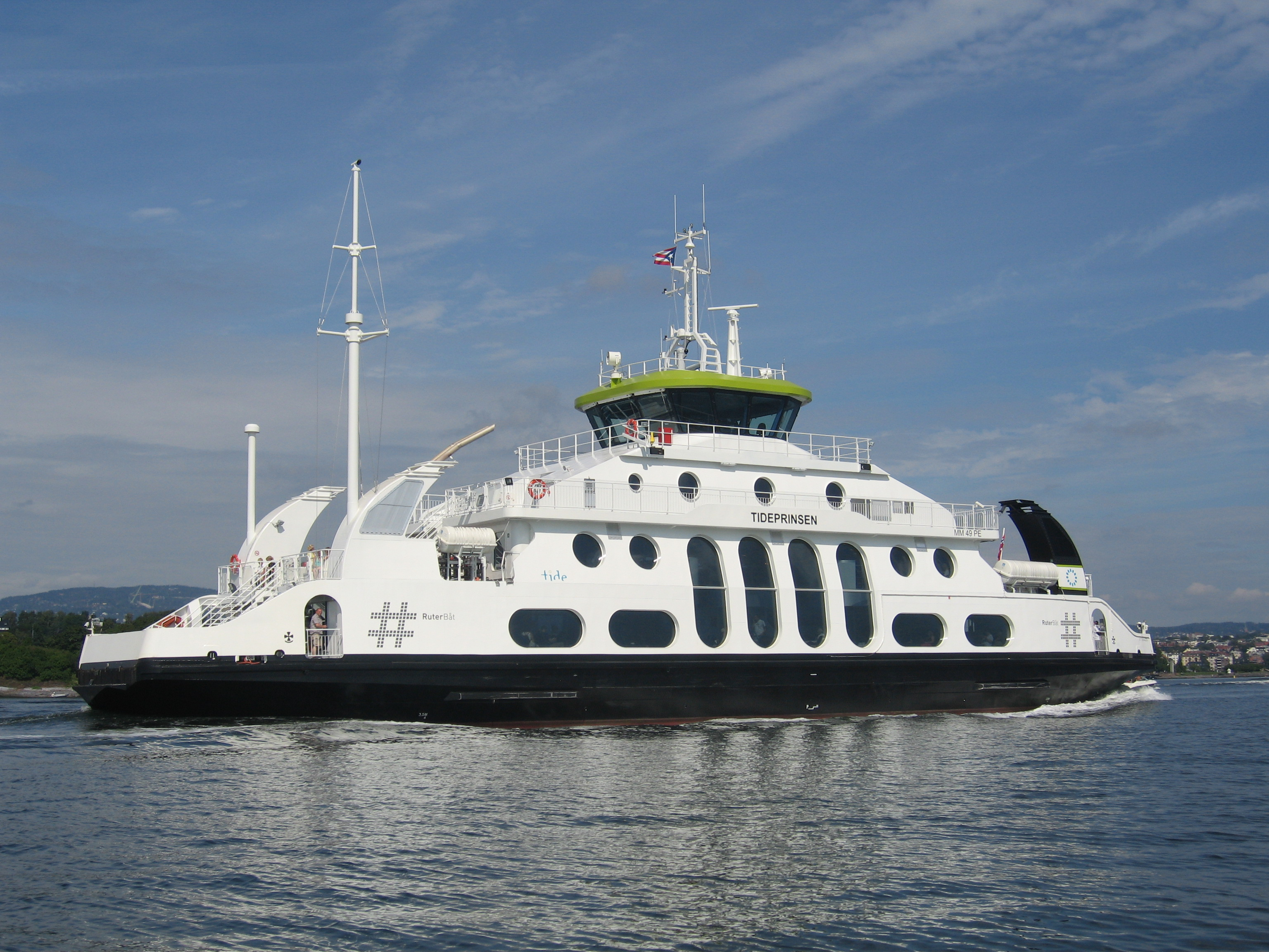 Image result for oslo ruter ferry