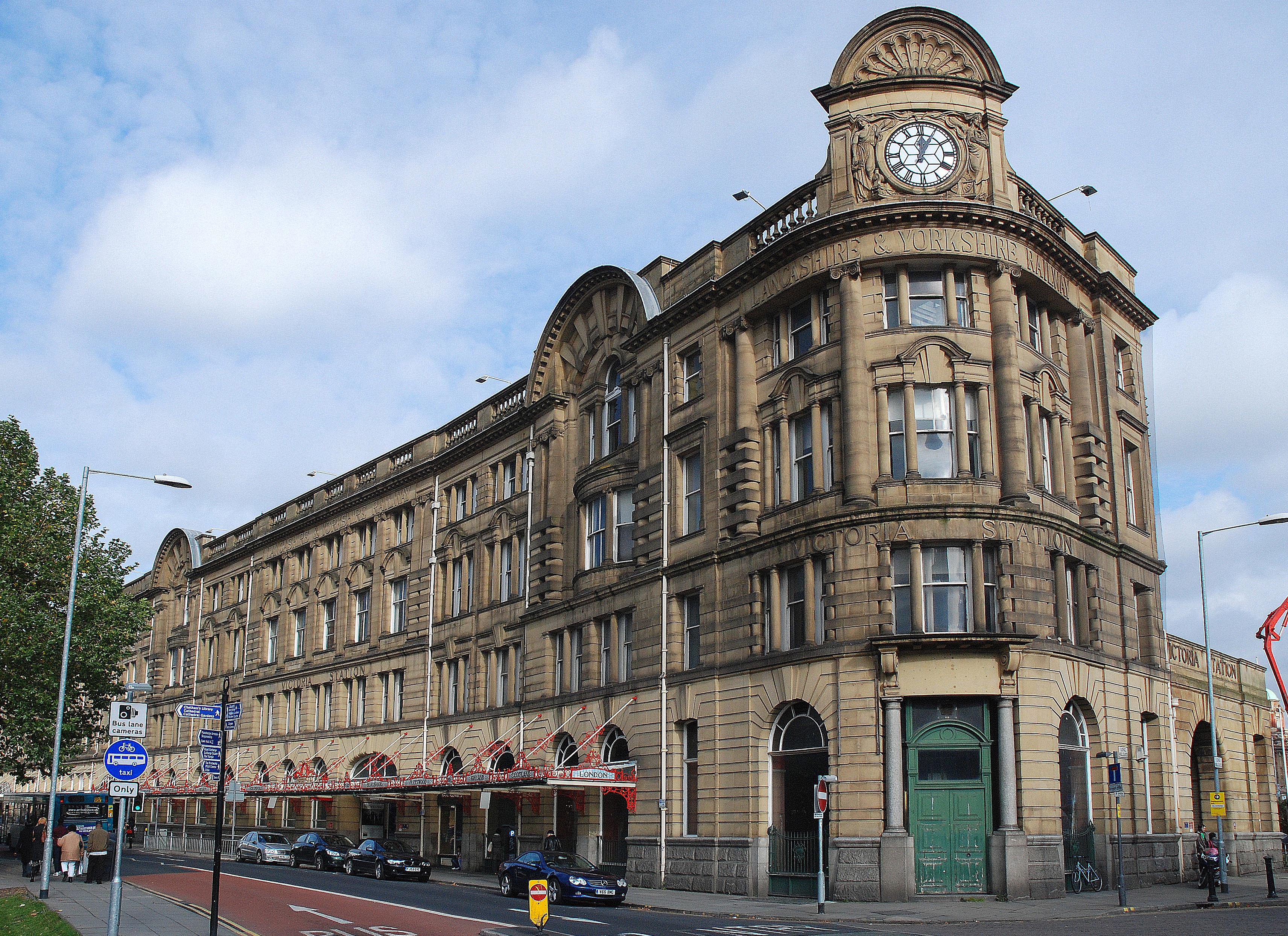 Britannia Hotel Manchester History